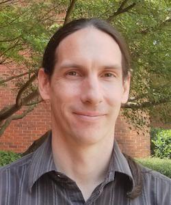 A photo of Steven Bethard